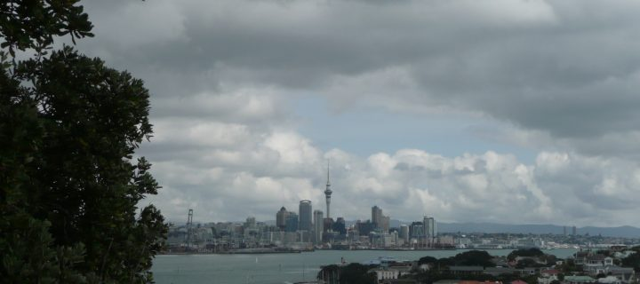 Good morning Auckland!!