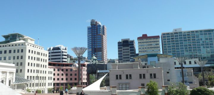 Wellington: coolest capital in the world!