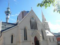 Et pendant ce temps, à Auckland…