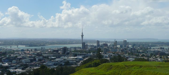 This is Auckland!