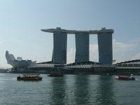 Choc thermique à Singapour