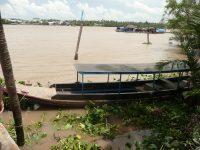 Delta du Mékong, le plus long fleuve du monde