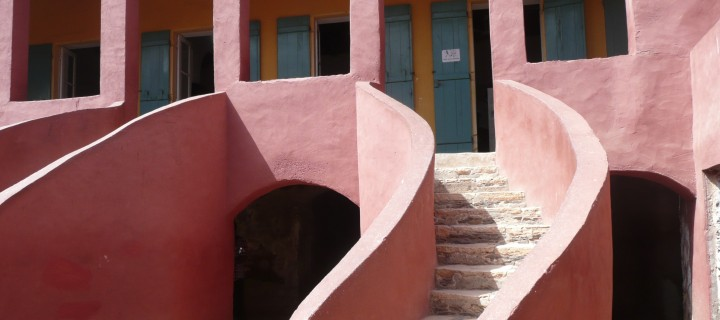 Ile de Gorée, l'île maudite