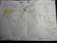 Anna's map
