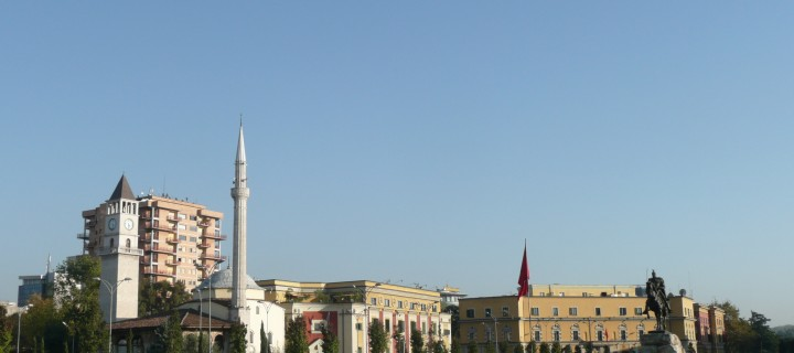 Welcome to Tirana!
