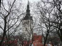Tallin, ville féérique