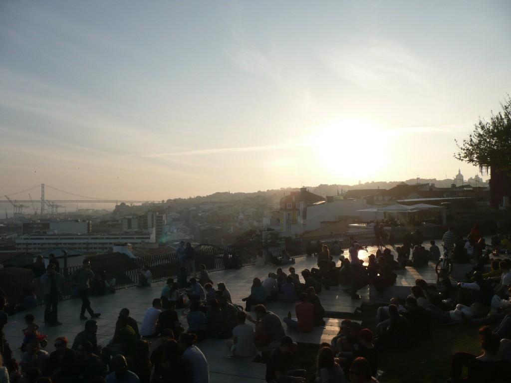 Lisbonne_sunset