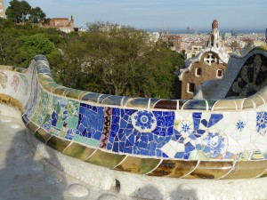 Barcelone Park Guëll