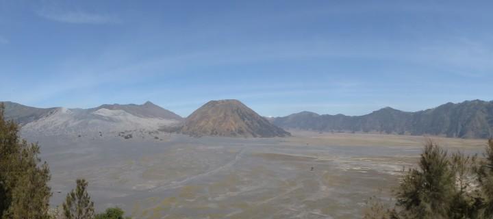 Magnifique expédition sur les volcans Bromo et Ijen