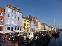 Les couleurs de Copenhague