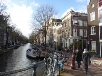 Amsterdam, c'est là!
