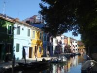 Iles de Burano et Murano