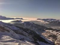 Weekend de ski dans les Alpes