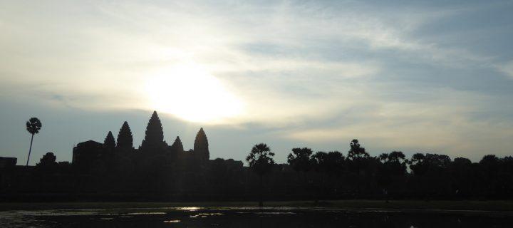 Angkor Wat, merveille du monde