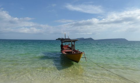 Chilling in Koh Rong