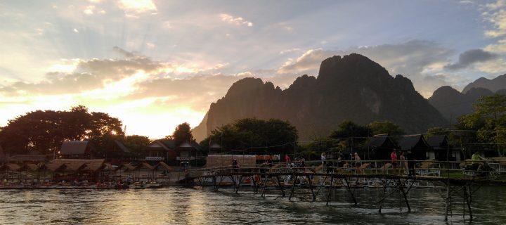 Trois semaines au Laos et au Cambodge