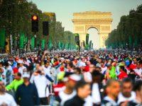 Mon marathon de Paris