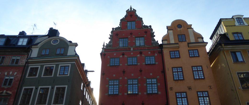 Quelques jours de calme à Stockholm