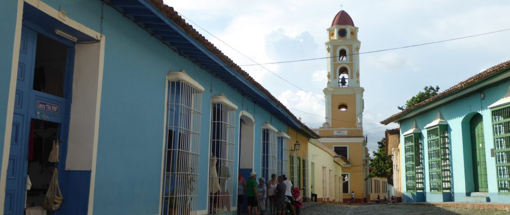 Trinidad, merveille des Caraïbes