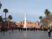 Ma première fois en Amérique latine, Buenos Aires
