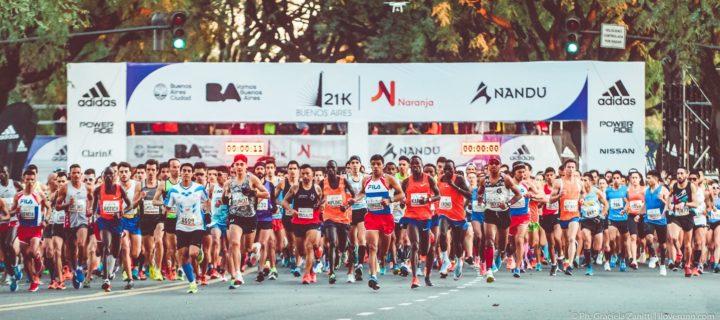 Courir le semi-marathon de Buenos Aires, quelle idée!