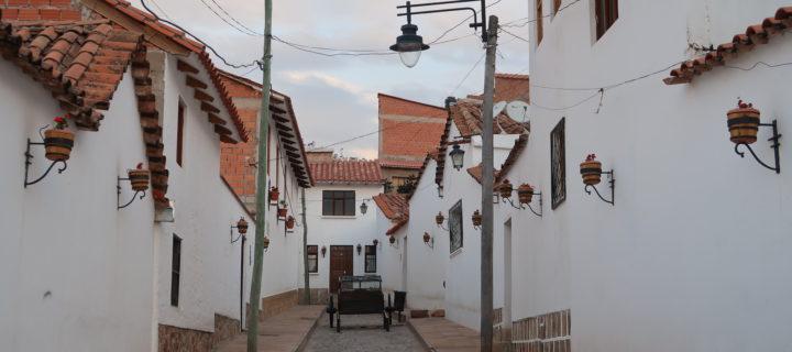 La Bolivie coloniale, Sucre et Potosi