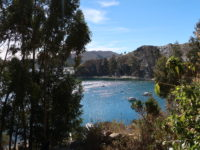 Le Lac Titicaca, entre Bolivie et Pérou