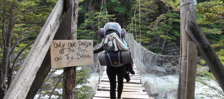 Le trek W, Torres del Paine