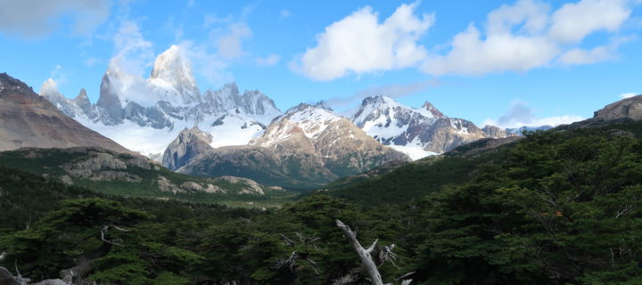 Les montagnes argentines: El Calafate et El Chalten