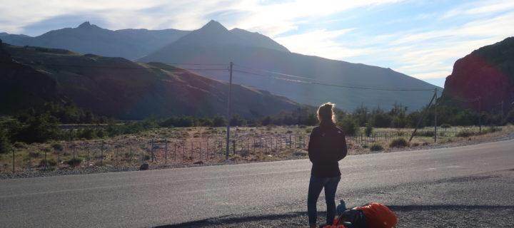 Faire du stop en Patagonie