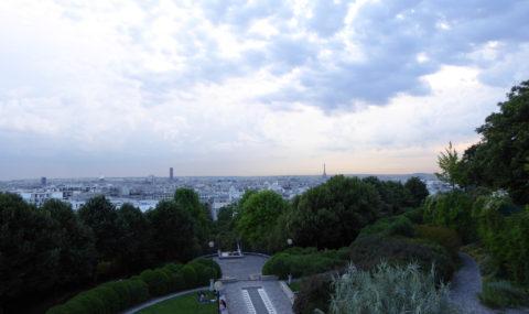 Paris, je te quitte