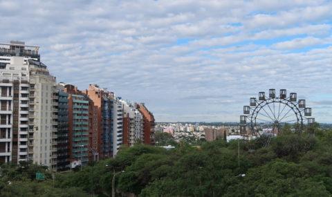 Córdoba région, et les origines du Che