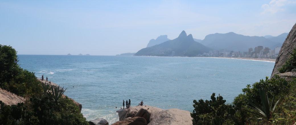 Rio de Janeiro, ville merveilleuse