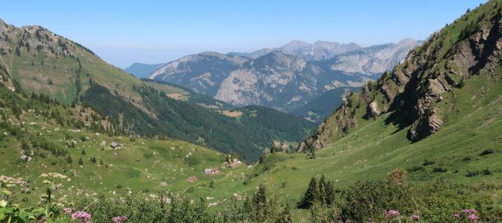 Virée dans les Alpes françaises