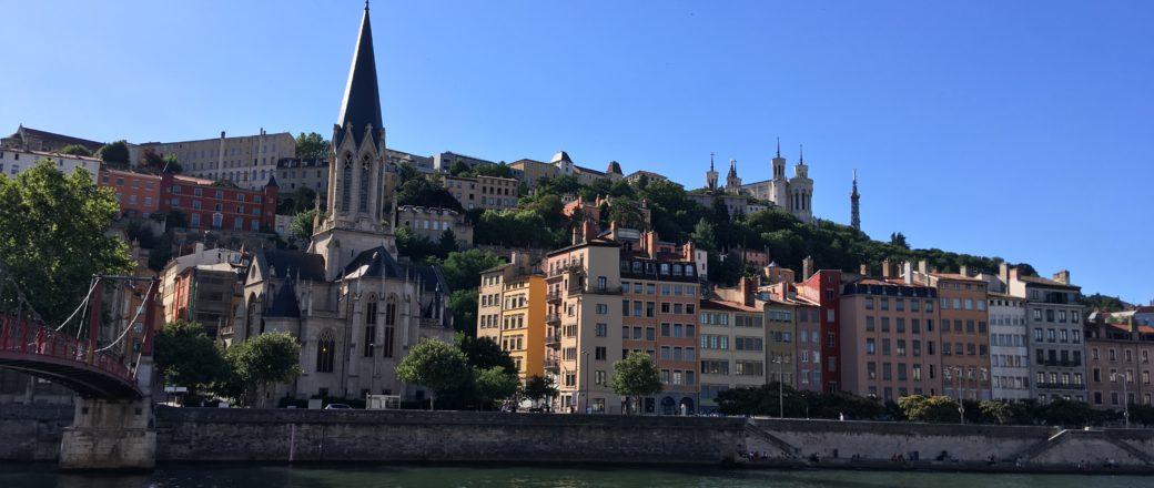 Nouvelle vie, nouvelle ville: Lyon